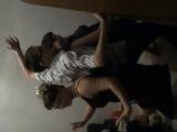 Горячие танцы на Новый Год